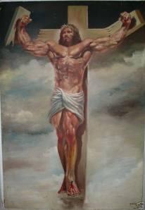Jesús krossfit á krossinum