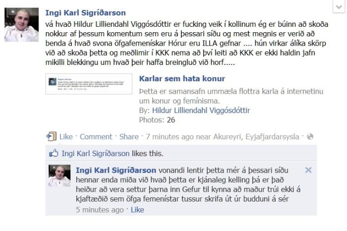 Ingi Karl Sigríðarson 2