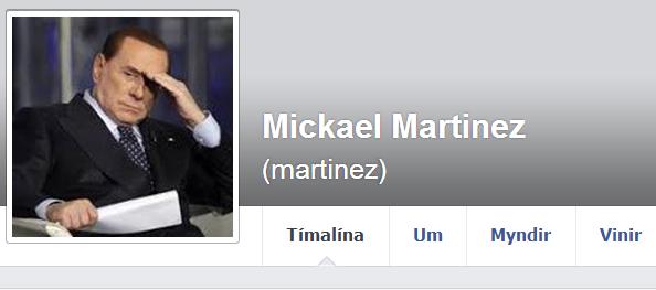 mickael martinez